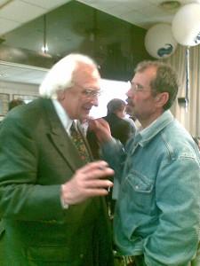 Marco Pannela e Filippo Curtosi