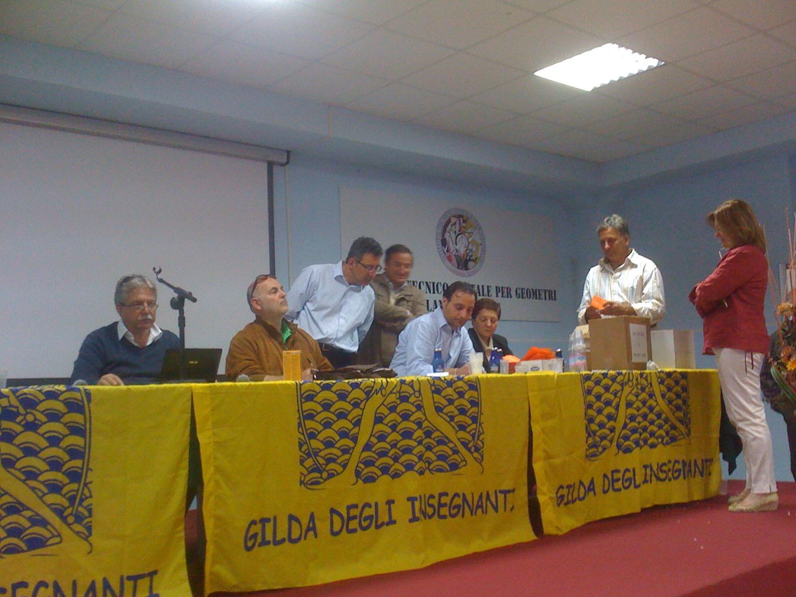 #LaBuonaScuola: intervista a Rino Di Meglio, coordinatore Gilda