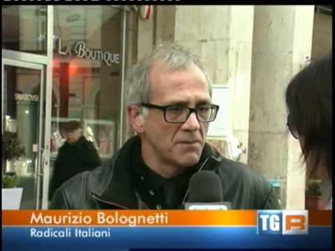 Bolognetti in sciopero della fame a sostegno di @MarcoPannella