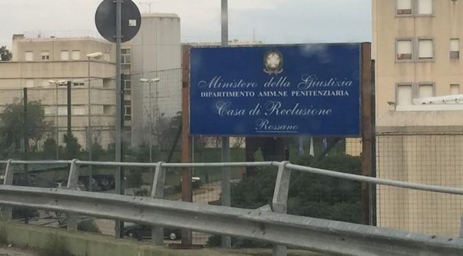 Ferragosto, Visita dei Radicali al carcere di Rossano Calabro. Il report