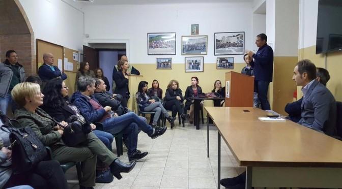 Presidente Provincia di Cosenza visita Ente Nazionale Sordi