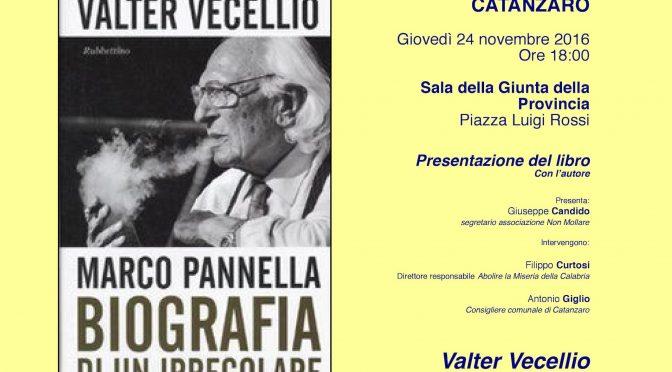 """Ricordare Marco Pannella con le """"cose"""" radicali di Valter Vecellio"""
