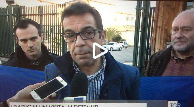 Visita del Partito Radicale al carcere di Cosenza. Carenza di educatori, di agenti e sovraffollamento