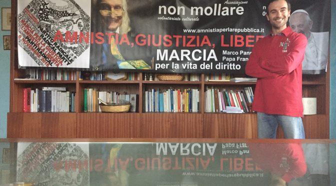 Garante dei detenuti: Ruffa, militante @RadicalParty prosegue digiuno di dialogo col presidente del Consiglio Regionale #Calabria