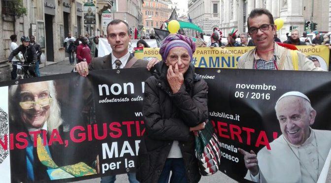 Quanti di voi sanno che Rita Bernardini è in sciopero della fame da 24 giorni?
