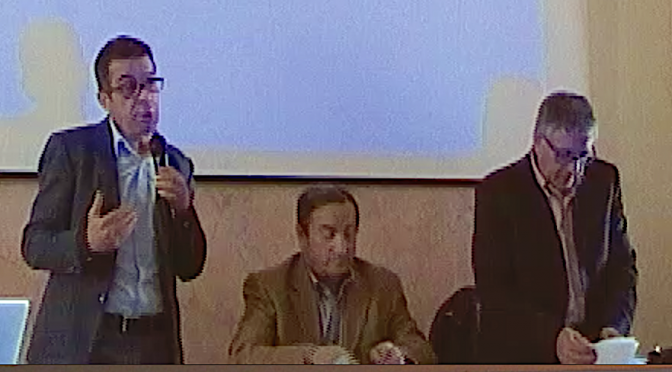 #Calabria, Assemblea @GildaInsegnanti al L. Classico Pitagora di Crotone