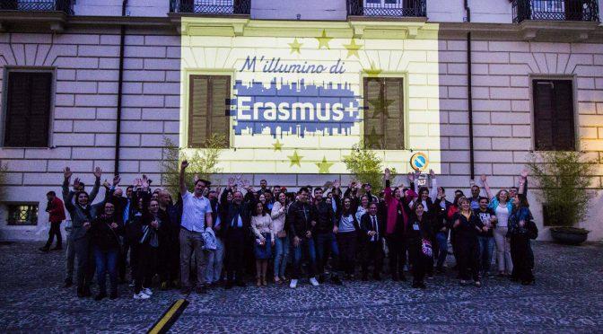 """Festa grande alla Provincia con la """"generazione Erasmus"""", per la Giornata dell'Europa"""