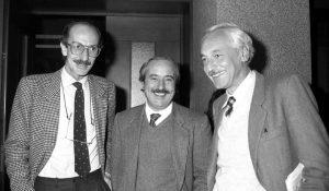 Giuseppe Maria Ayala, Giovanni Falcone e Armando Spataro