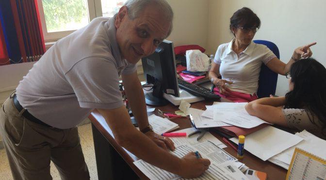 Il sindaco di Botricello sottoscrive p.d.L. per separare le carrire dei magistrati