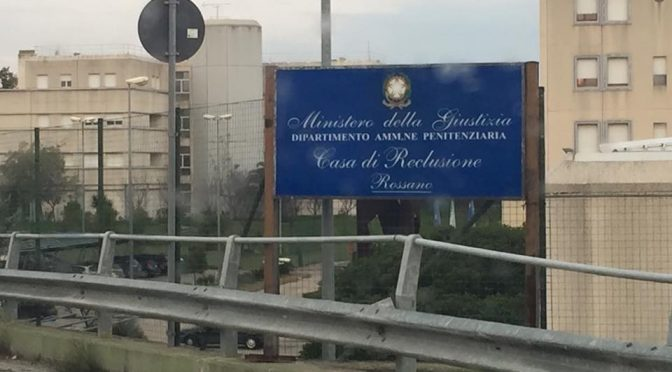IL NATALE DI MAKARENKO IN CASA CARIDI. Lettere e scritti dal carcere di Catanzaro curate da Luigi Siciliani de Cumis