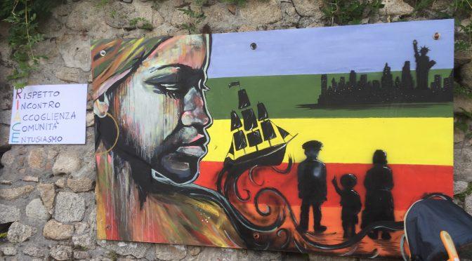 #IoStoConRiace. L'associazione Radicale Nonviolenta Abolire la miseria-19 maggio sostiene Mimmo Lucano sindaco di Riace